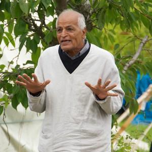 Satish Kumar.ResurgenceSummerCamp